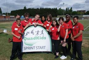Quad Kids - Sports Leaders