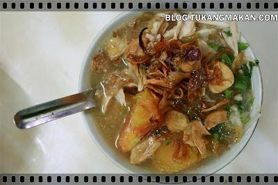 Kuliner Semarang: Soto Bokoran