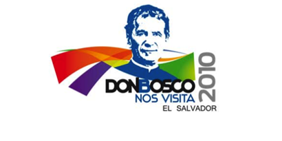 LOGO EL SALVADOR VISITA DON BOSCO