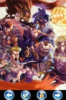 Screenshot of Street Fighter  wallpapers
