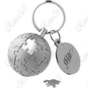 Mini_Mondo_Puzzle_Globe_Key_Chain_Stainless_Steel_18743