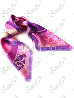 Romantic-Colorful-Floral-Silk-Twill-Hemming-Scarf-38330-1