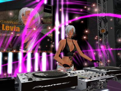 lub Lucente 2010/06/18 出張DJ