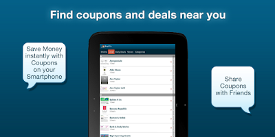 Screenshot of Deals, Sales,Shopping