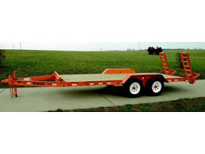 HUDSON BROTHERS EQUIPMENT TRAILERS
