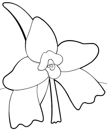 Dibujo de monja blanca - Imagui