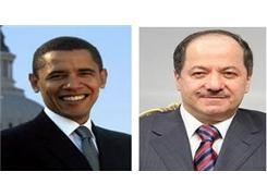 Barzani-Obama
