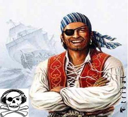 El post pirata salud dinero riqueza