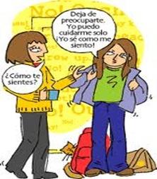 Adolescencia y pubertad cambio fisico
