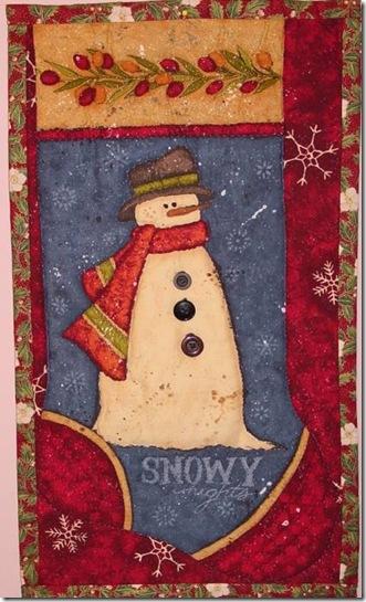 snowmanpanel