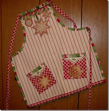 christmasapron