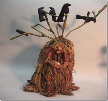 crow crone