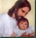 crianca com jesus