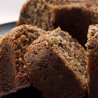 Chocolate Chip Nut Bundt Cake Recipes
