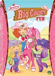 Strawberry Shortcake: Big Country Fun (2008)