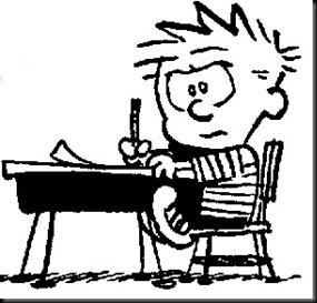 calvin-estudar