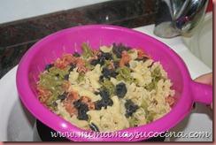 Ensalada De Pasta - Mimamaysucocina.com