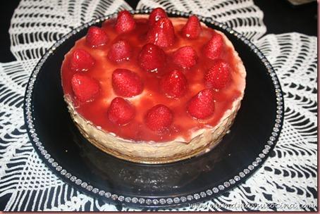 Tarta De Queso Receta - Mimamaysucocina.com