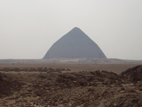 The Bent Pyramid in Dashur