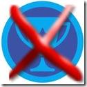4square badge x