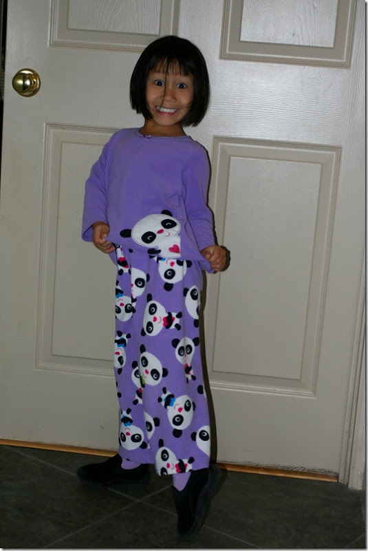 Kindergarten PJ Day 1