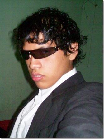 hombres peruanos