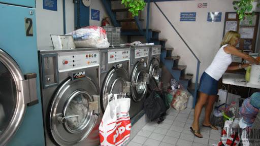 Wash Salon in San Telmo Buenos Aires, Argentina