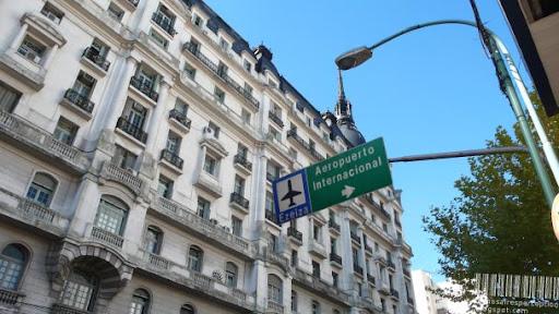 Parisian Architecture of the Belle Époque in Buenos Aires, Argentina