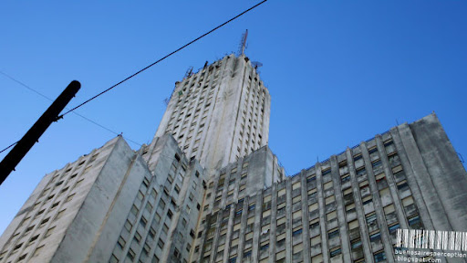 Formerly Tallest Building in Buenos Aires: The Office Tower Edificio Alas in San Nicolas, Argentina