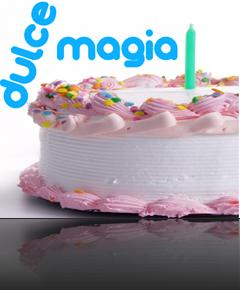 logo dulce magia