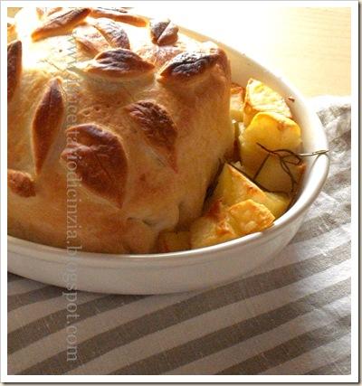 Filetto in crosta di sfoglia