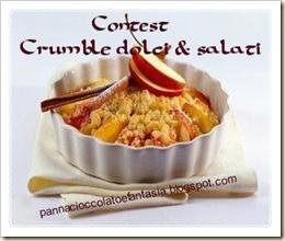 crumble dolci e salati