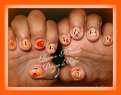 monica miranda unhas decoradas