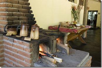 Café da Manhã - fogão