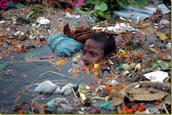 Inquinamento in India