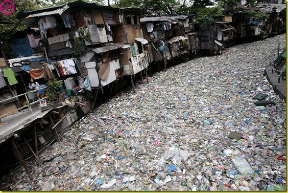 Inquinamento nelle Filippine