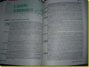 sottolineare il libro