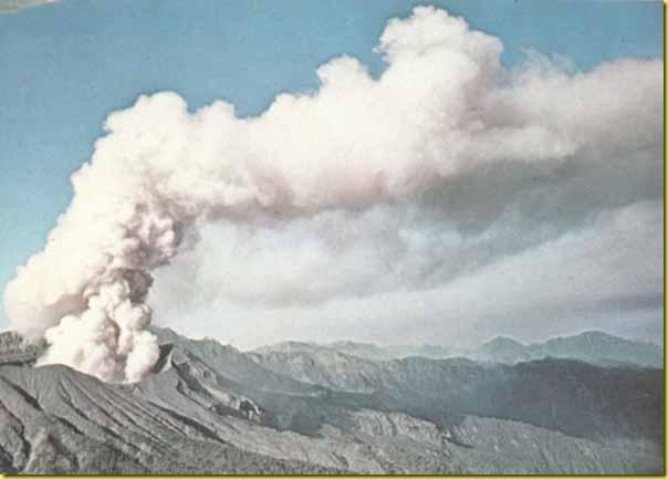 vulcano Irazù