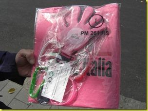 Gadget Giro d'Italia 2011 b