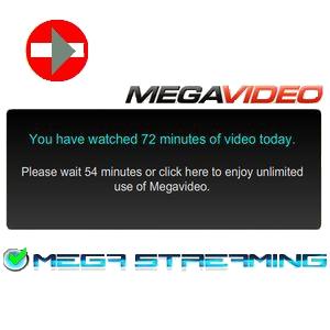 Megavideo e Megastreaming