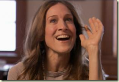 Sarah Jessica Parker on WDYTYA