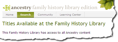AncestryFHLEdition