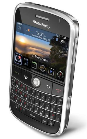 blackberry Leaks BlackBerry OS 5.0.0.610 for Gemini 8520