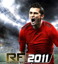 RF 2011 Free Download Games, Real Football 2011