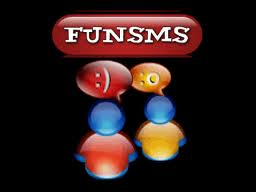 funsms1 Free Download Application, Fun SMS: SMS with emoticons and sound effects in mobile Java