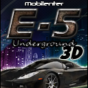 Free Download Game, E5 Underground 3D: 3D Racing Game for Nokia Java and Symbian