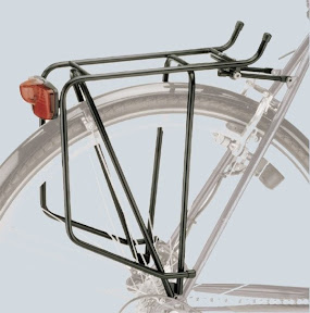 Tubus Cargo Rear Rack - Max Load 40kg.