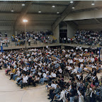 Desamparados Arena many gather to hear.jpg