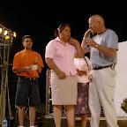 Durango Mexico Stadium Crusade Larry taking woman's testimony 2.jpg