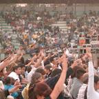 Durango Mexico Stadium Crusade altar response 1.jpg